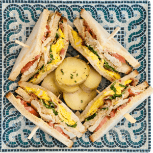 CLUBHOUSE SANDWICH 432